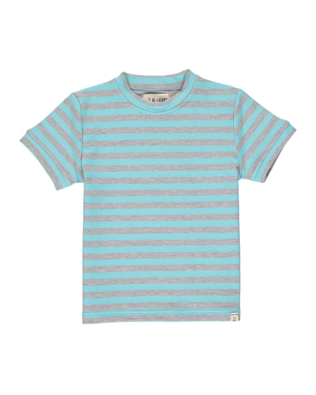 Boy's Camber Striped Short-Sleeve T-Shirt