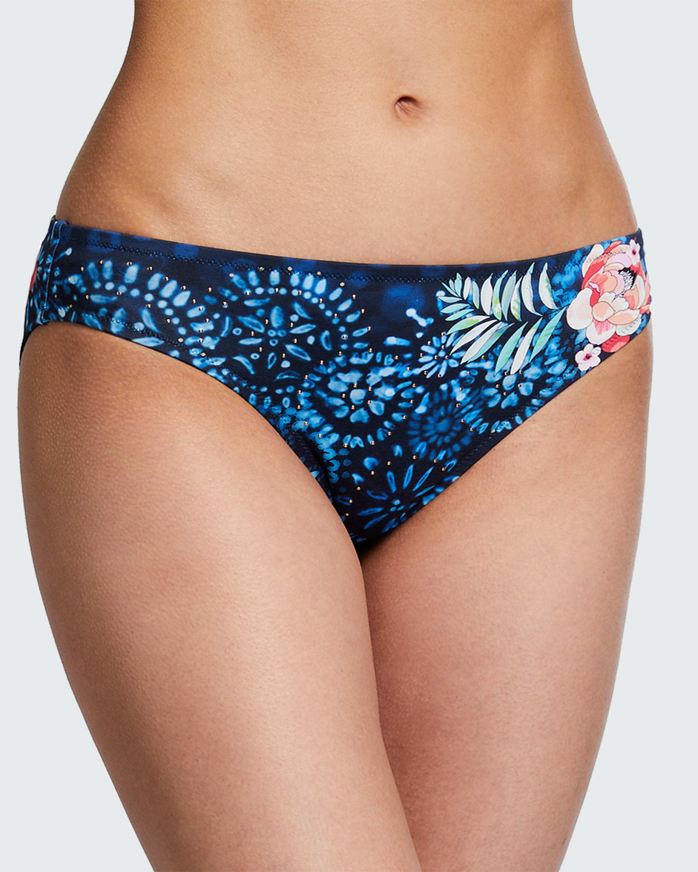 Plus Size Annia Hipster Bikini Swim Bottom