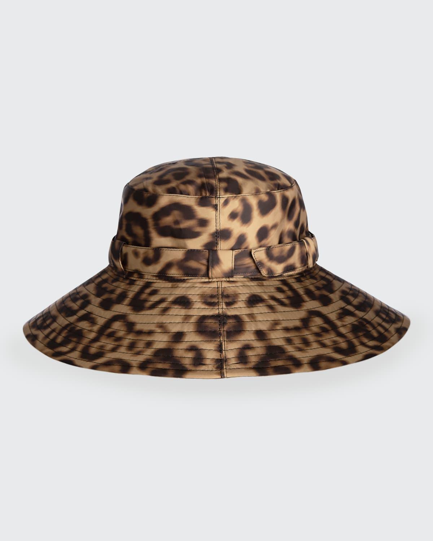 Kaya Wide-Brim Rain Hat
