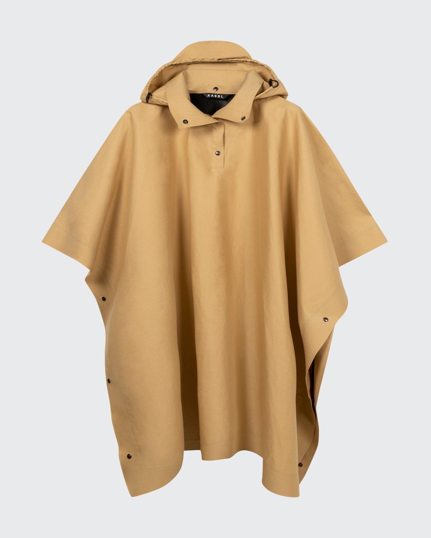 Cape Poncho Trench Coat