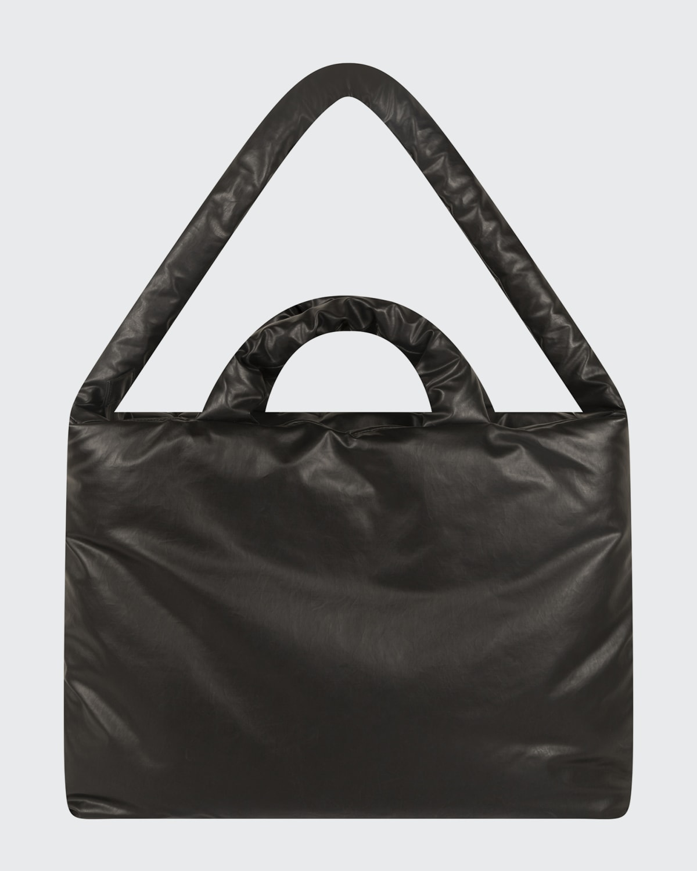 Oil Pillow Large Tote Bag