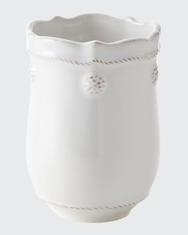 Berry & Thread Whitewash Brush Cup