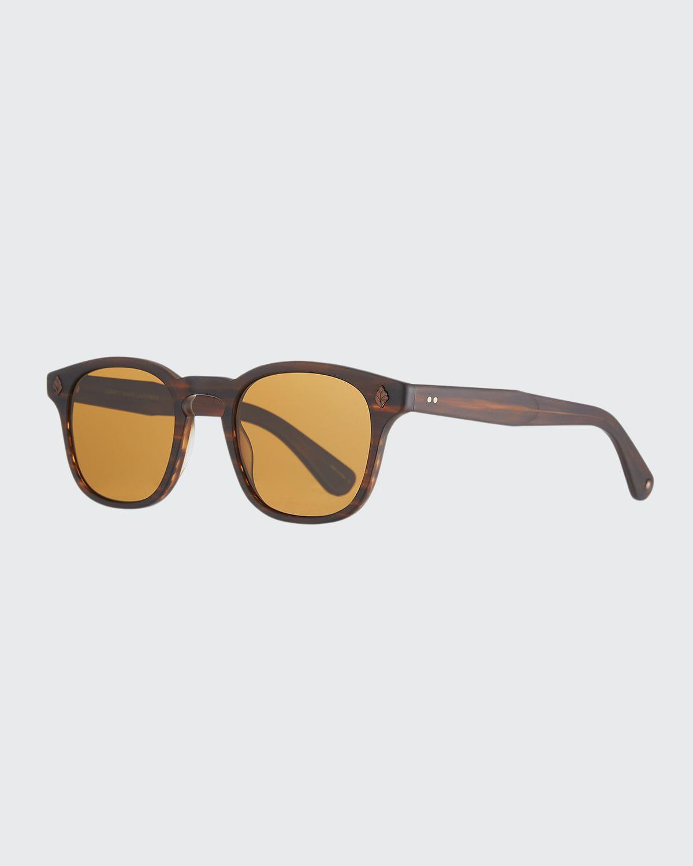 Men's Ace Square Acetate Sunglasses