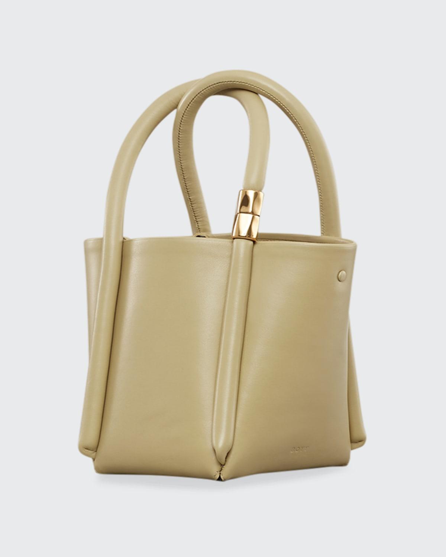 Lotus 12 Leather Shoulder Bag