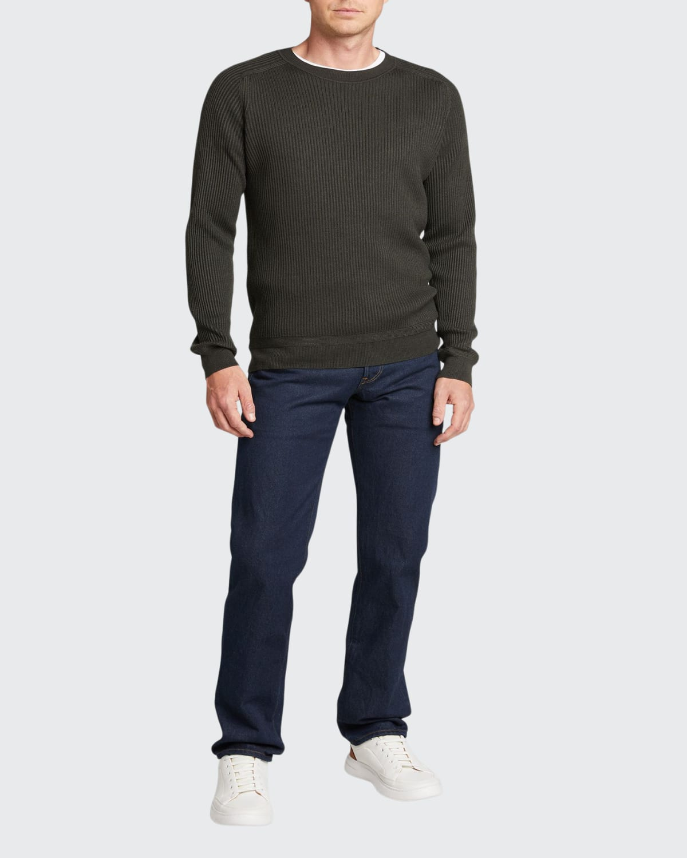 Men's Single-Wash Selvedge Denim Jeans