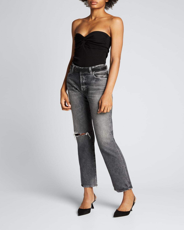 The Wallcott Straight-Leg Jeans
