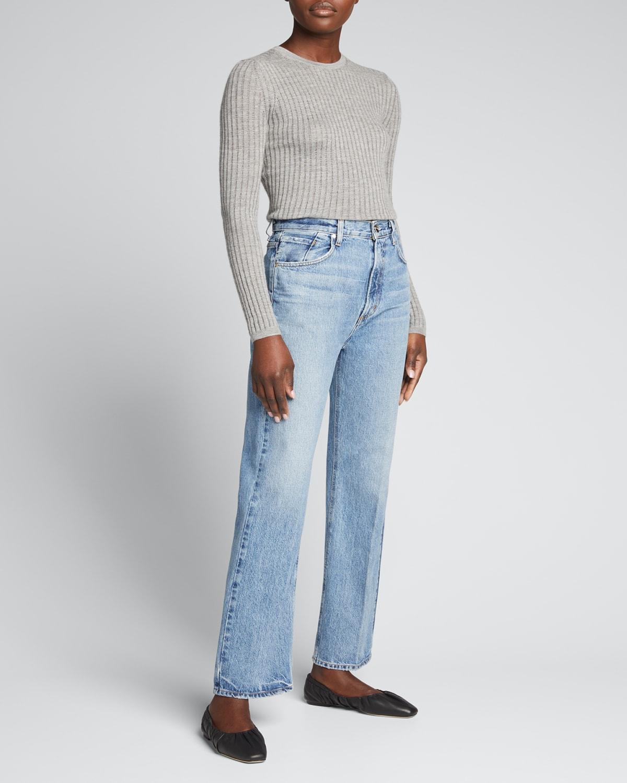 The Martin Straight-Leg Jeans