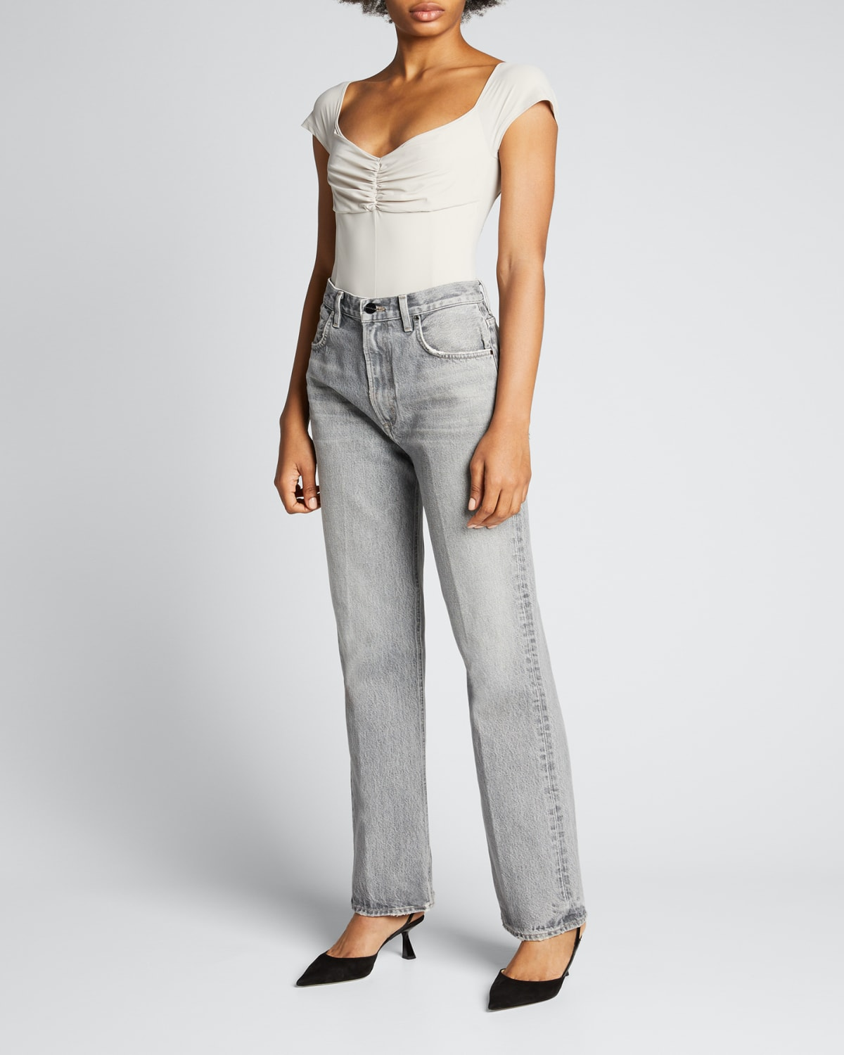 The Martin High-Rise Jeans