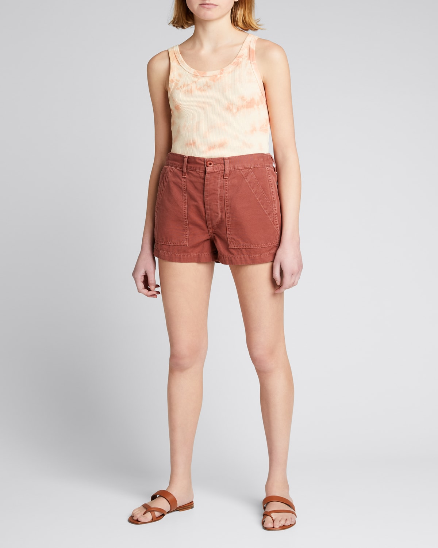 Ranger Cotton Shorts