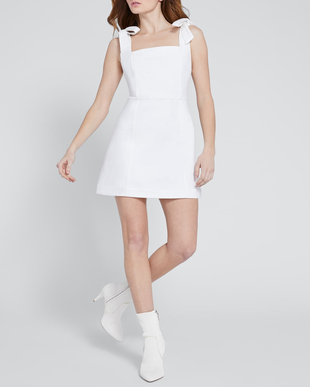 Maryann Tie-Shoulder Dress