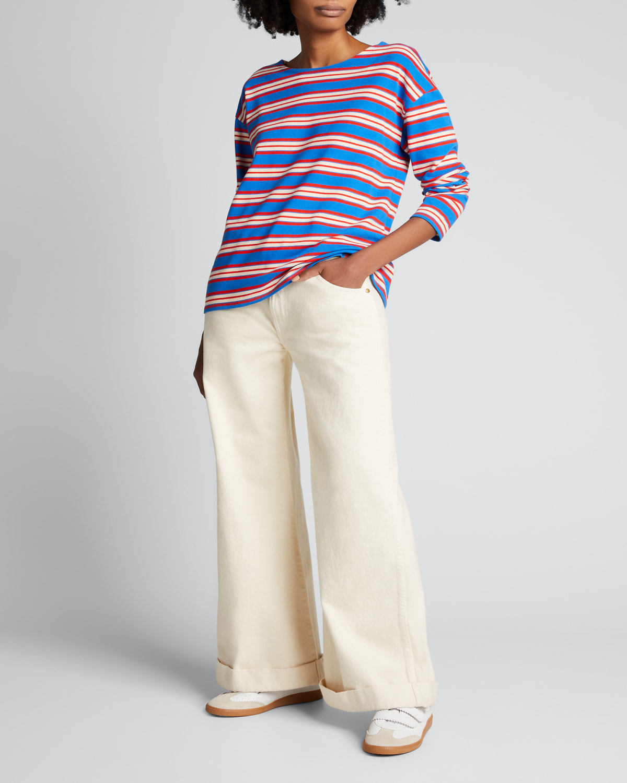 The Karla Striped Sweater