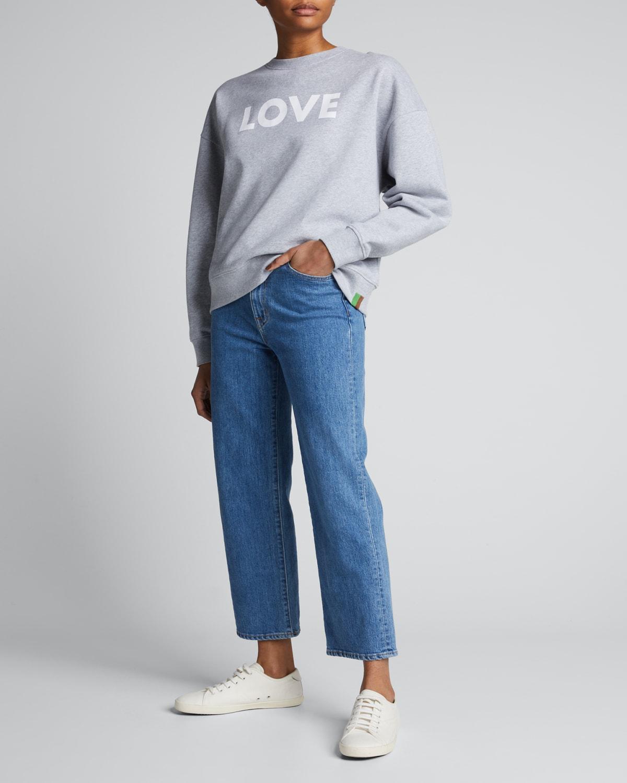 The Organic Love Sweatshirt