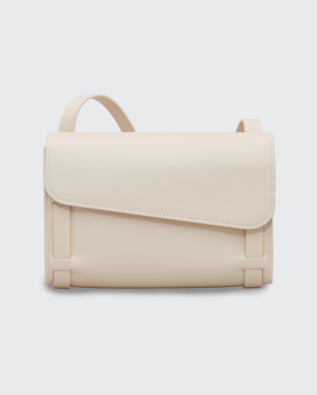 Stufa Leather Shoulder Bag
