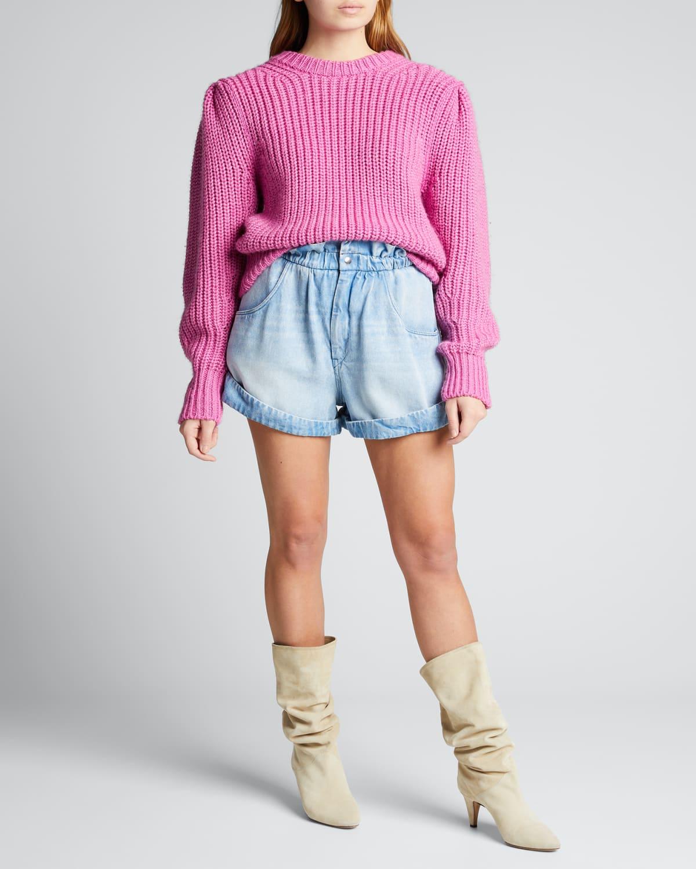 Pleane Crewneck Sweater