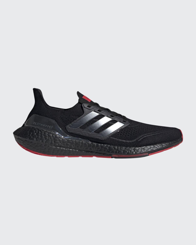 Men's Ultraboost 21 Recycled Knit Runner Sneakers