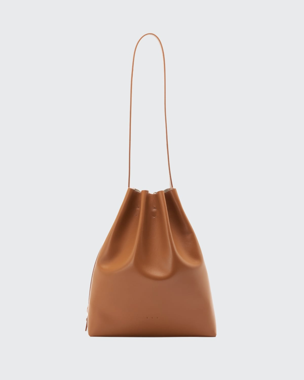 Marin Medium Drawstring Bucket Shoulder Bag