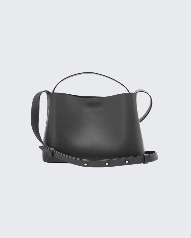 Mini Leather Sac Crossbody Bag