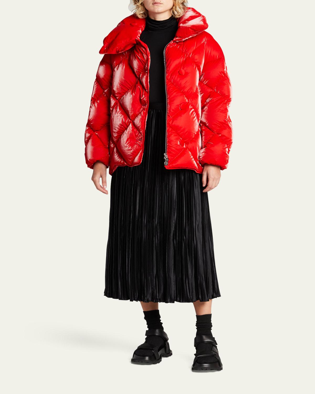 Queen Quilted Jacket