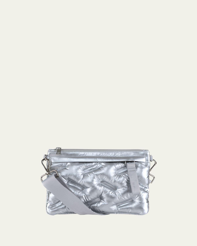 Quilted Crossbody Belt Bag