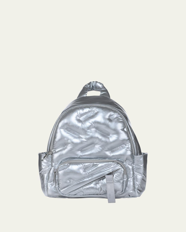 Maya Cheetah-Print Backpack