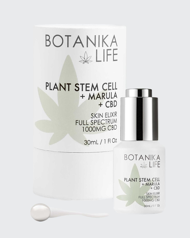 1 oz. Plant Stem Cell + Marula + CBD Skin Elixir