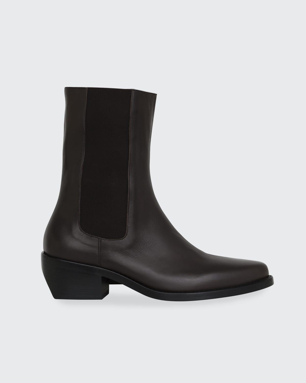 Napa Mid Western Chelsea Boots