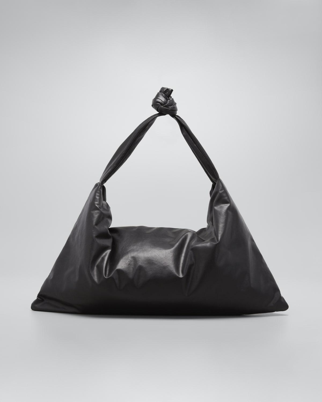 Square Oil Small Shoulder Bag