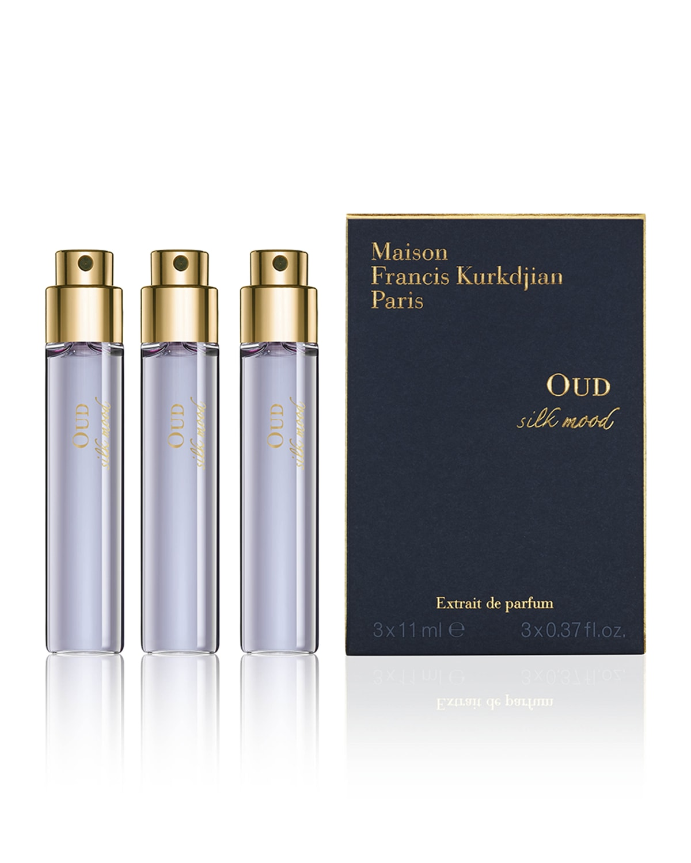 OUD silk mood Eau de Parfum Travel Spray Refills