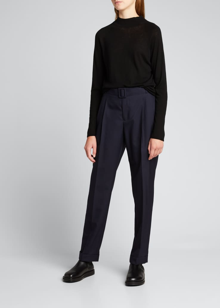 Pierre Fresco Wool Pants