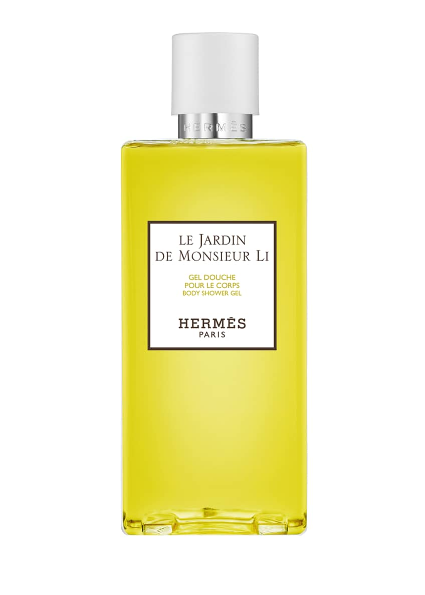Herm�s Un Jardin de Monsieur Li Body Shower