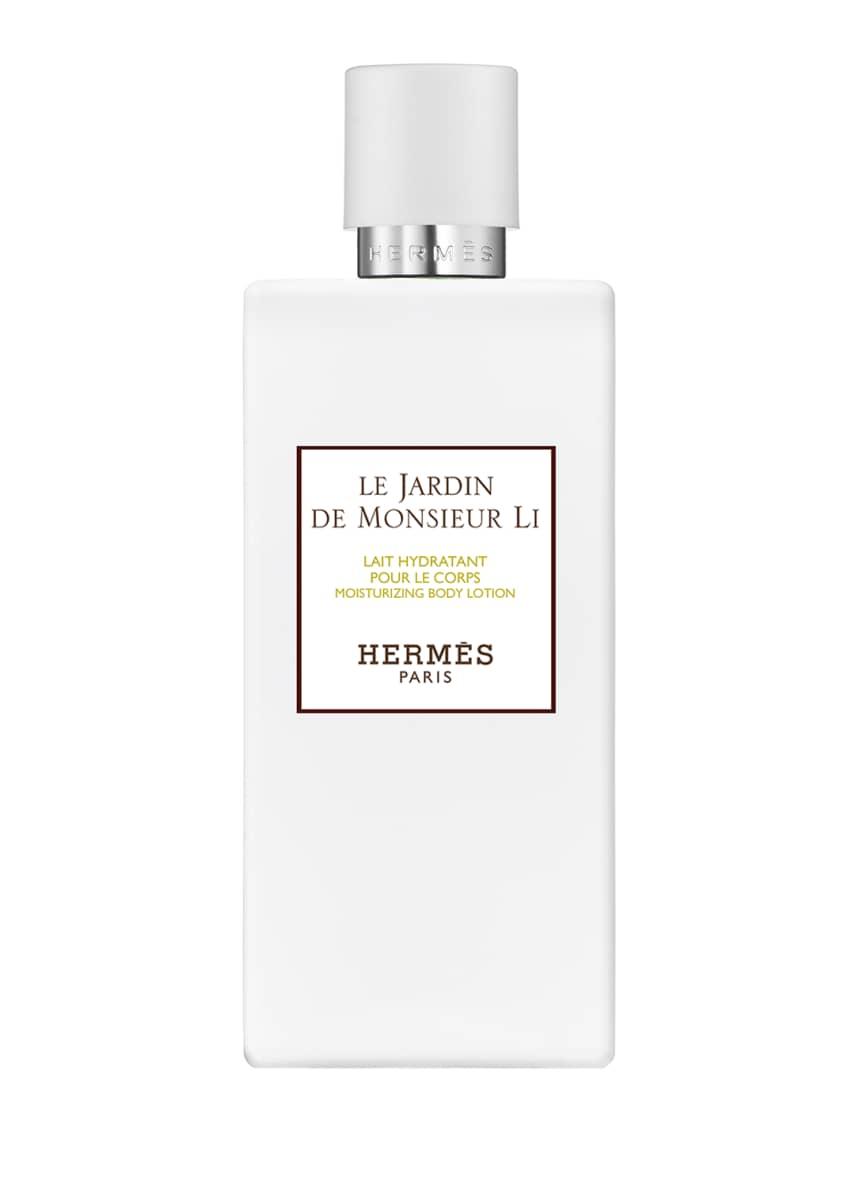 Herm�s Le Jardin de Monsieur Li Moisturizing Body