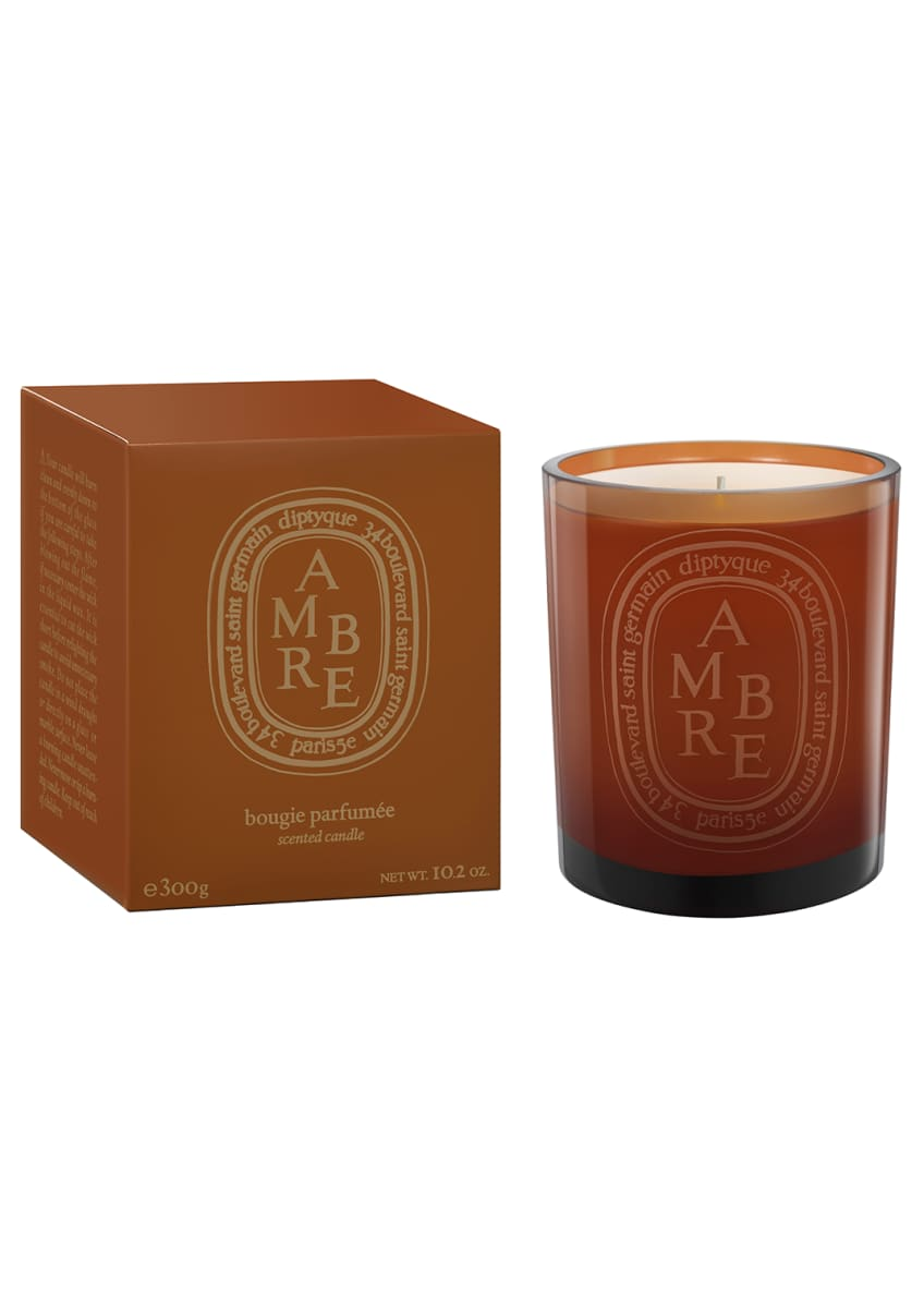 Image 2 of 2: Amber Scented Candle, 10.5 oz.