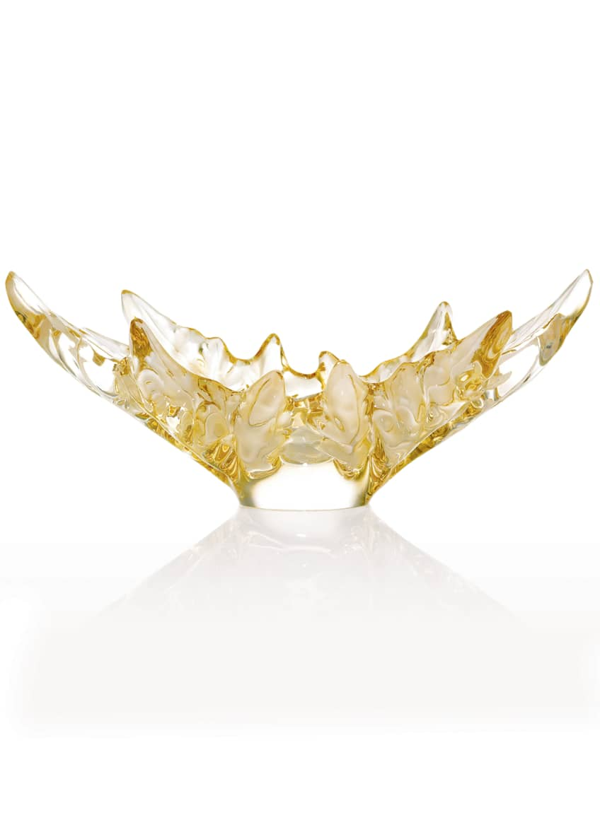 Image 1 of 1: Champs-Elysees Bowl - Gold Lustre