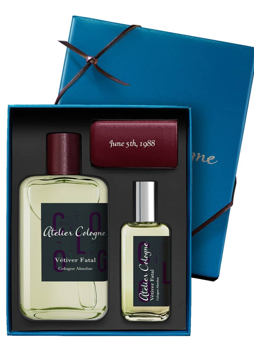 Atelier Cologne Vetiver Fatal Cologne Absolue, 200 mL