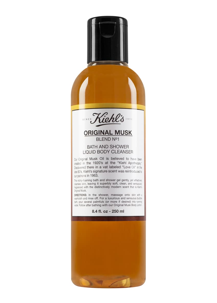 Kiehl's Since 1851 Original Musk Bath & Shower