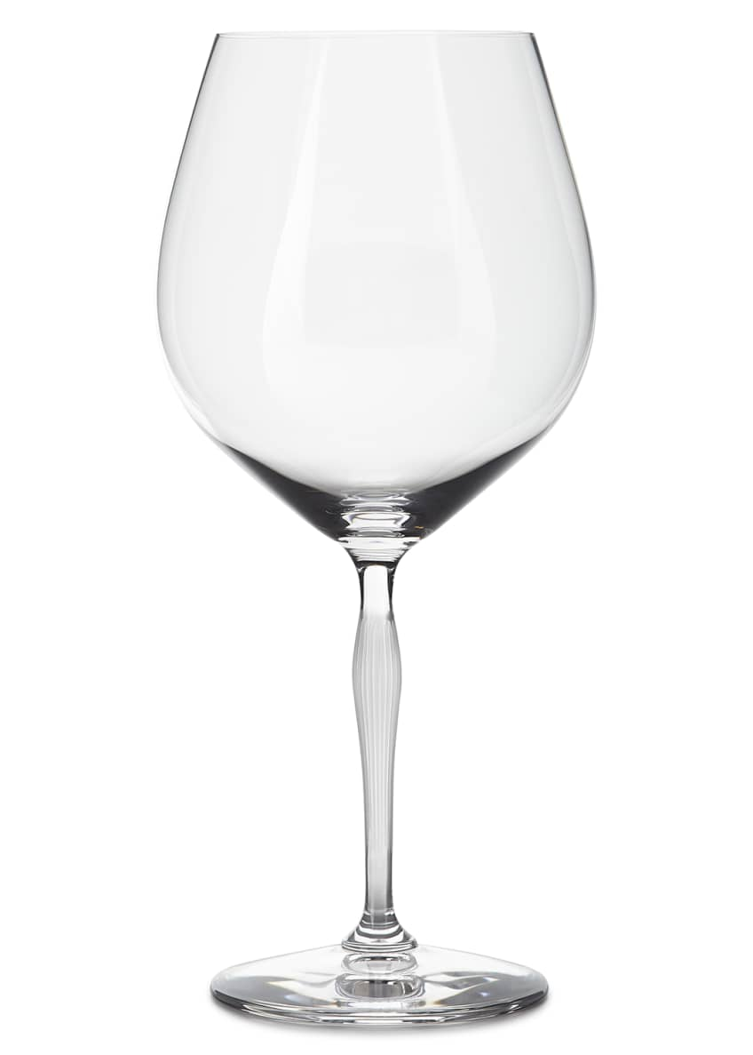 Image 1 of 1: 100 Points Burgundy Glass