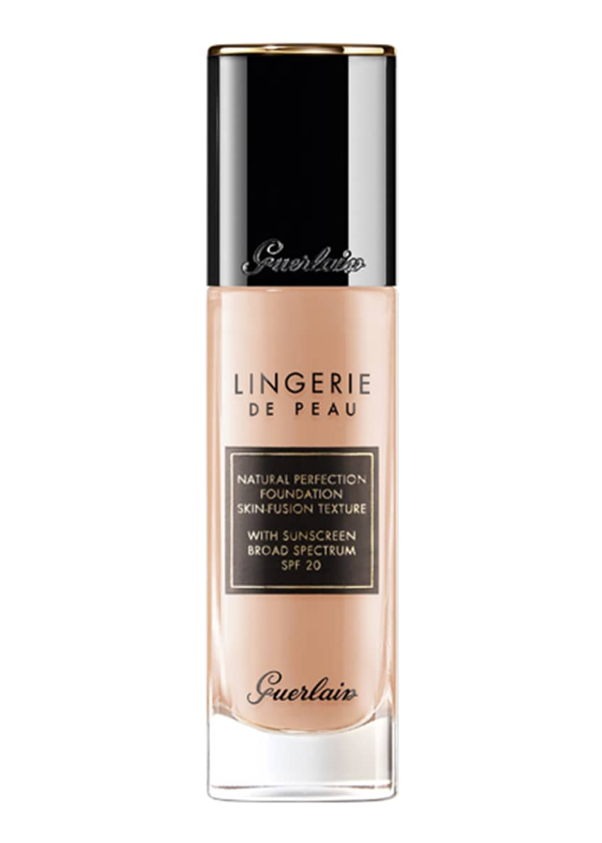 Guerlain Lingerie de Peau Natural Perfection Foundation SPF