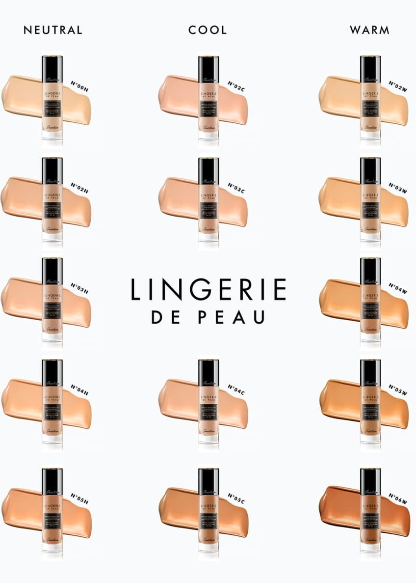Image 5 of 5: Lingerie de Peau Natural Perfection Foundation SPF 20, 1.0 oz.