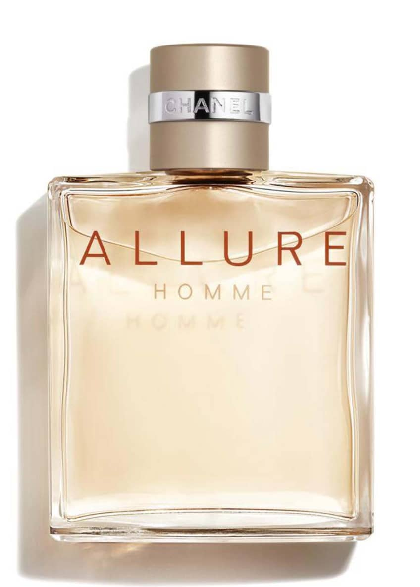 Image 1 of 2: ALLURE HOMME Eau de Toilette Spray, 1.7 oz.