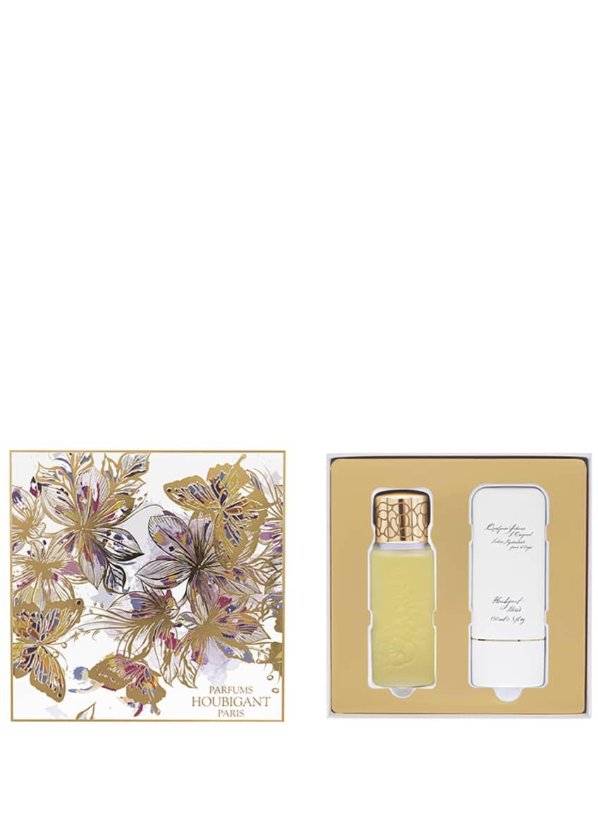 Houbigant Paris Quelques Fleurs L'Original Fragrance Set