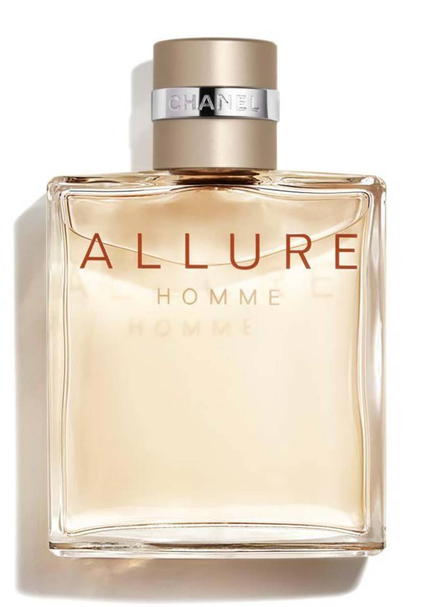Image 1 of 1: ALLURE HOMME Eau de Toilette Spray, 3.4 oz.