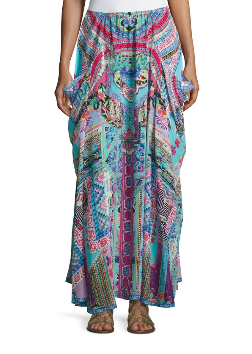 Camilla Top & Dress & Matching Items