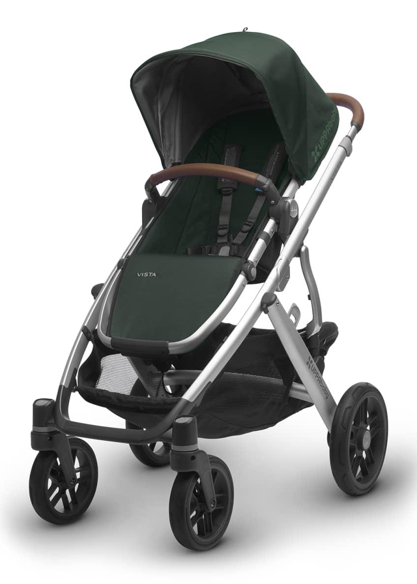 UPPAbaby VISTA? Toddler Stroller w/ Leather Trim, Austin