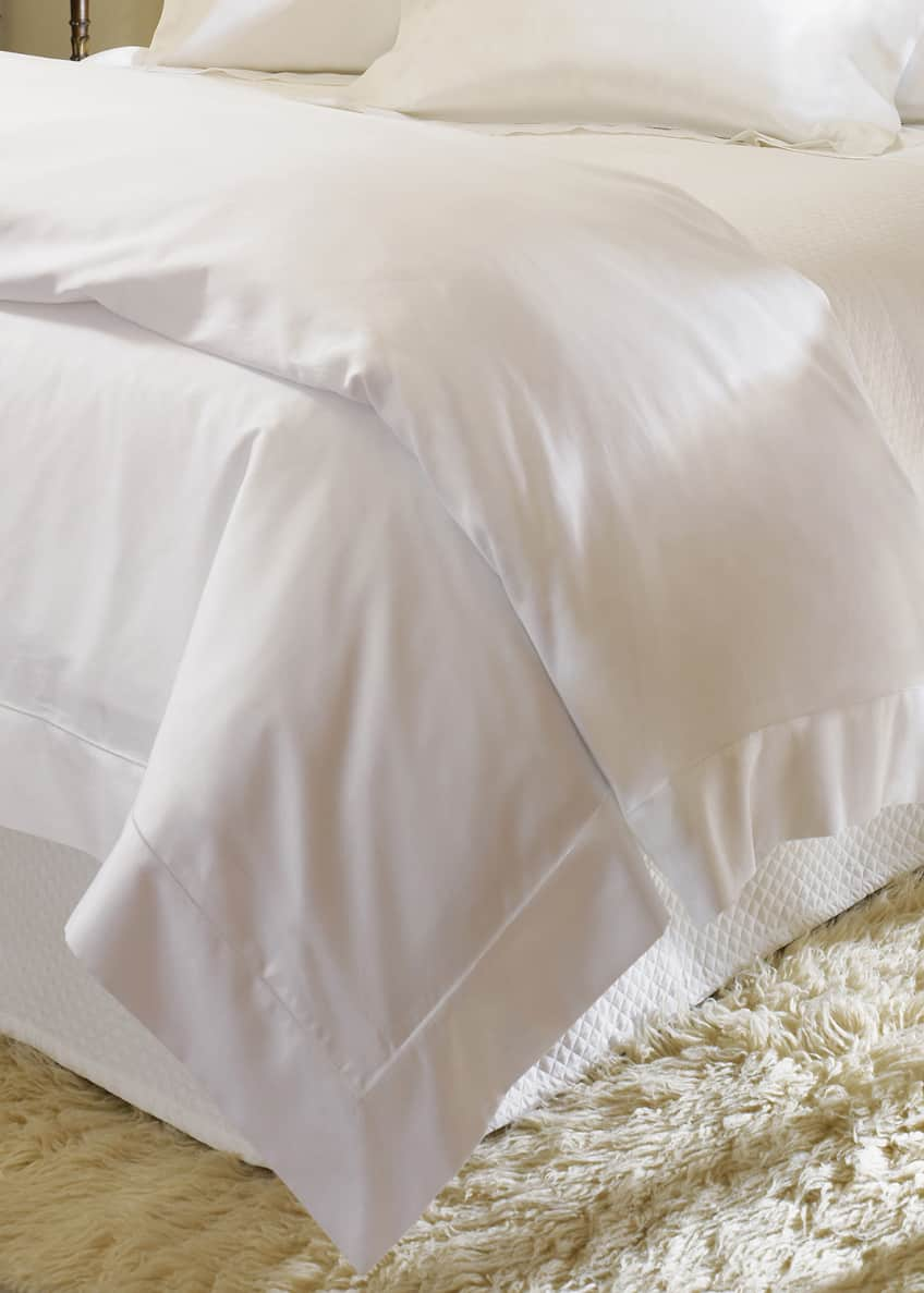 Image 1 of 1: King Giza 45 Sateen Duvet Cover