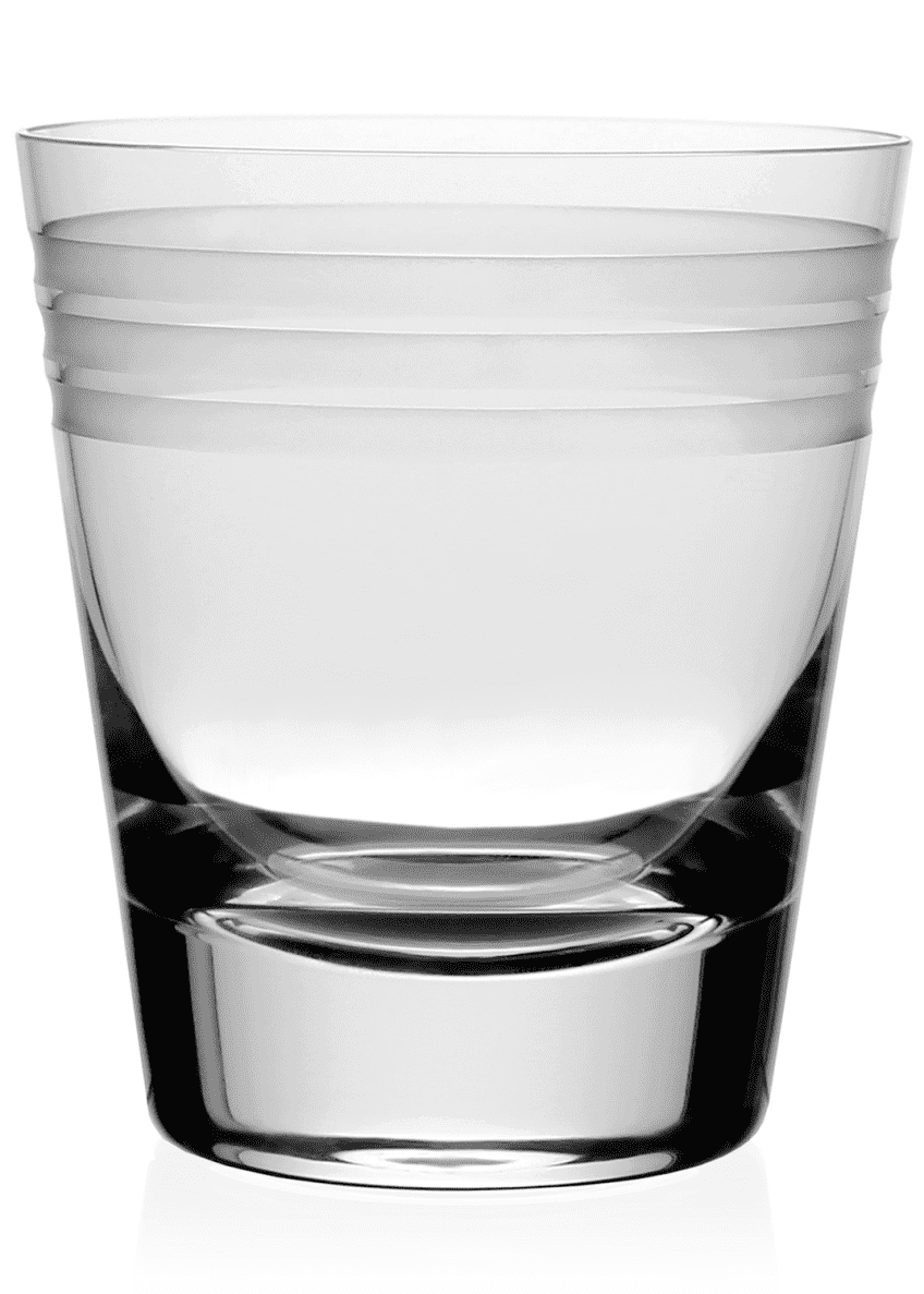 Image 1 of 1: Madison Double Old-Fashioned Glass