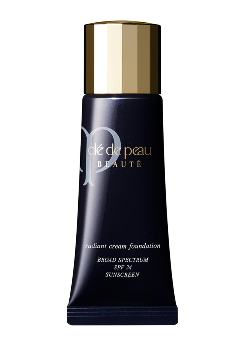 Cle de Peau Beaute Radiant Cream Foundation SPF
