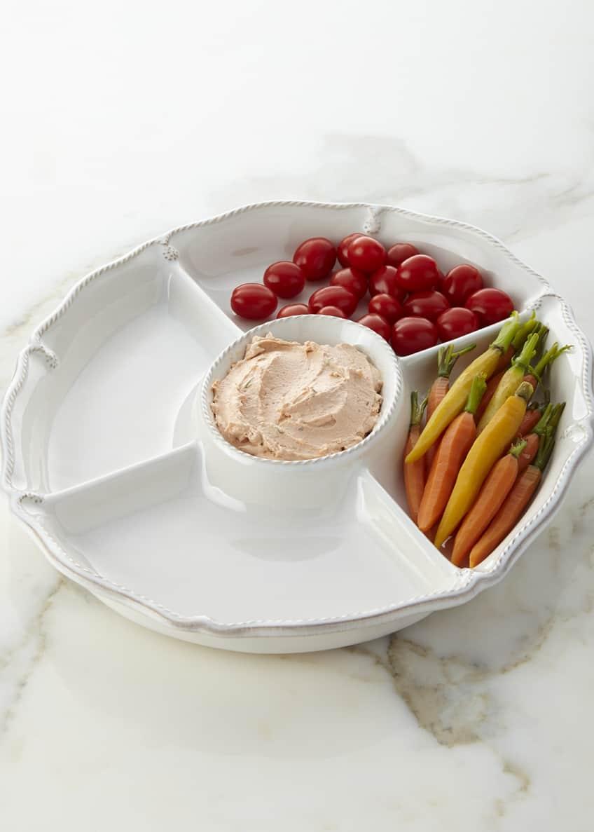 Juliska Berry & Thread Crudite Platter