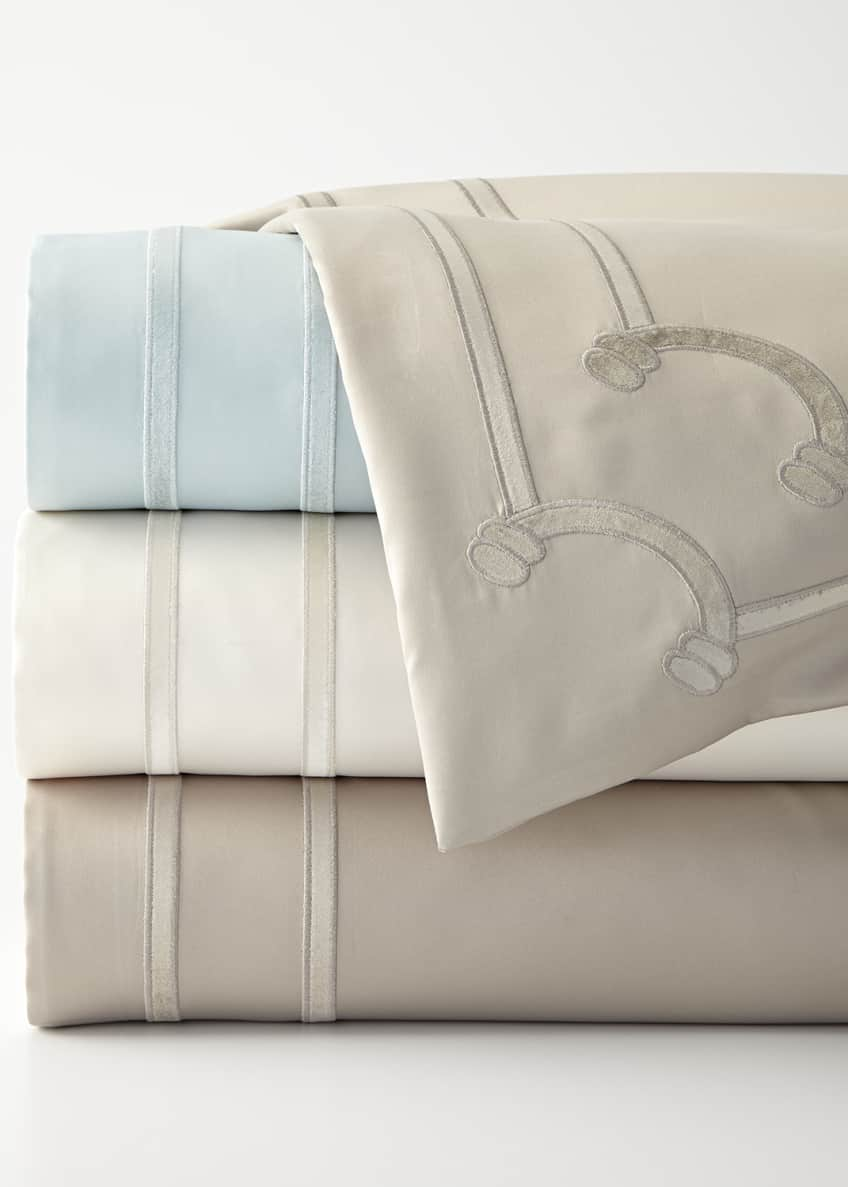 Image 1 of 2: Queen Vendome Duvet Cover