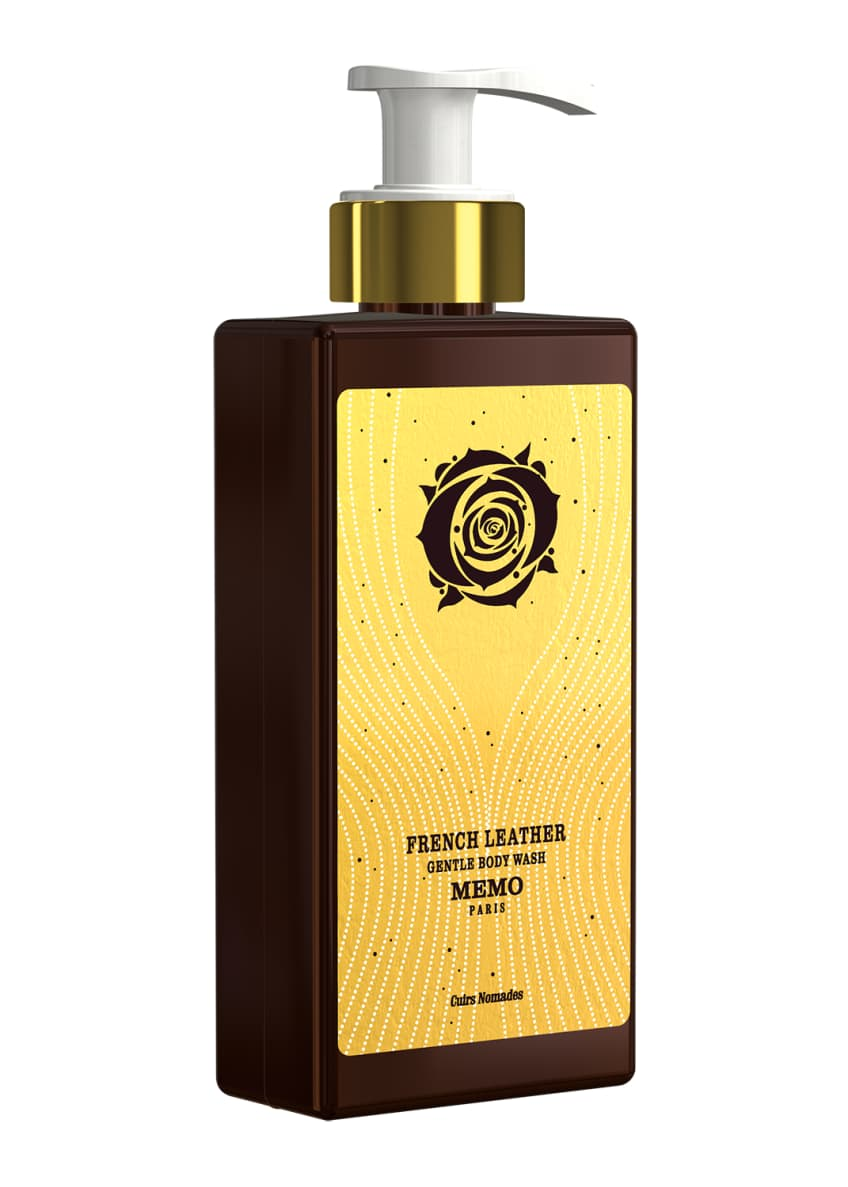 Image 2 of 2: French Leather Body Wash, 8.5 oz./ 250 mL