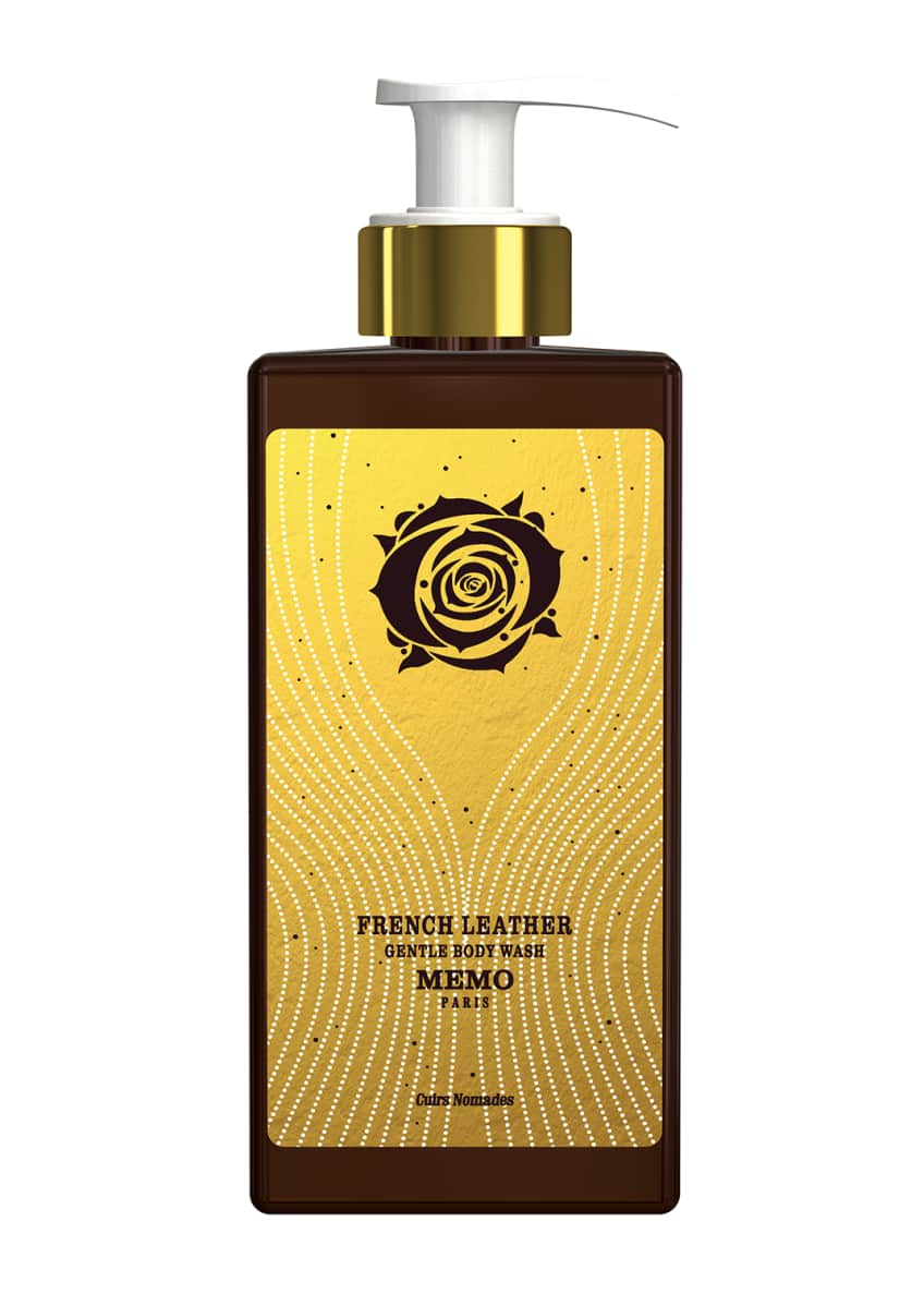 Image 1 of 2: French Leather Body Wash, 8.5 oz./ 250 mL